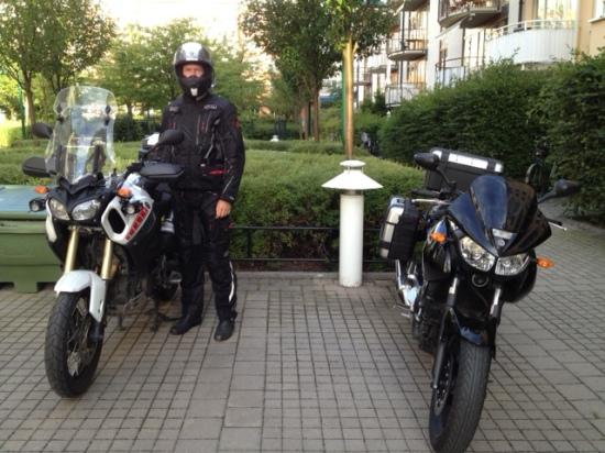 Motorcykelsemester